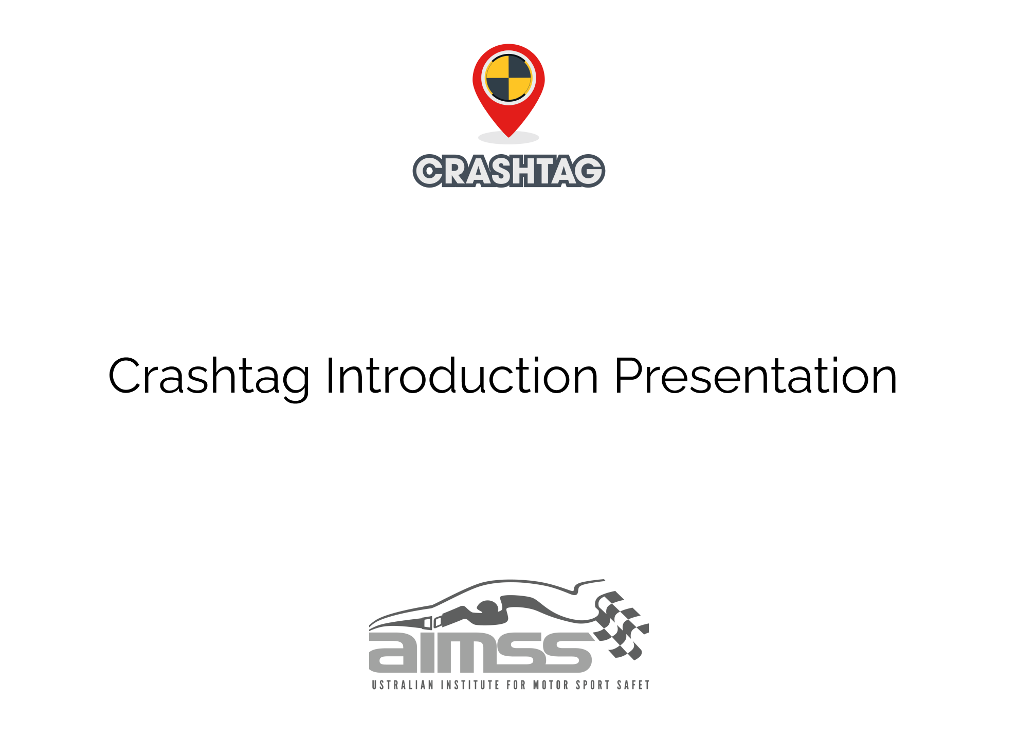 Blog hero image for the post titled: Crashtag Introduction Webinar