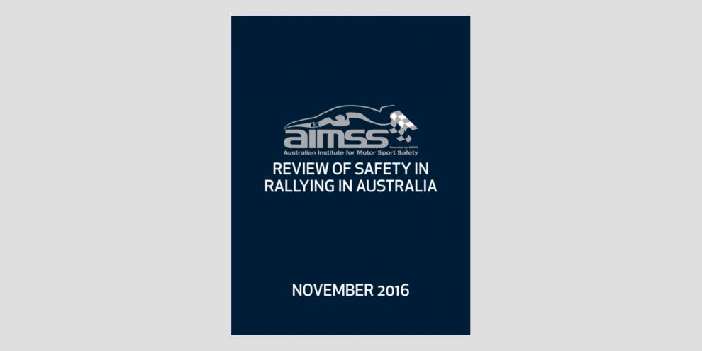 Blog hero image for the post titled: Review of Safety in Rallying in Australia