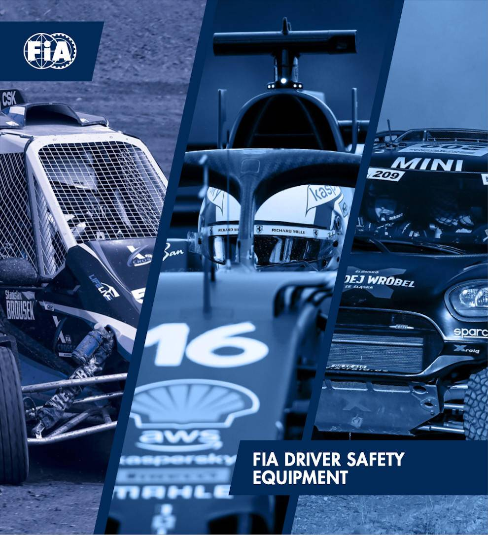 Blog hero image for the post titled: FIA - ASN Safety Bulletin #8