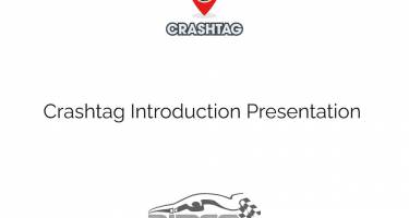Blog feature image for the post titled: Crashtag Introduction Webinar