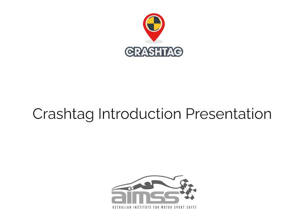 Blog hero image for the post titled: Crashtag Introduction Webinar