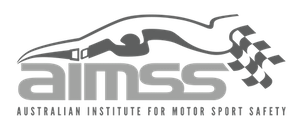 Australian Institute for Motor Sport Safety Logo